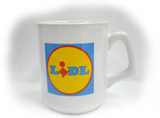 LIDL mug