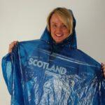 #rainponcho #scotland
