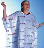 Promotional - poncho - corporate advertising - promo