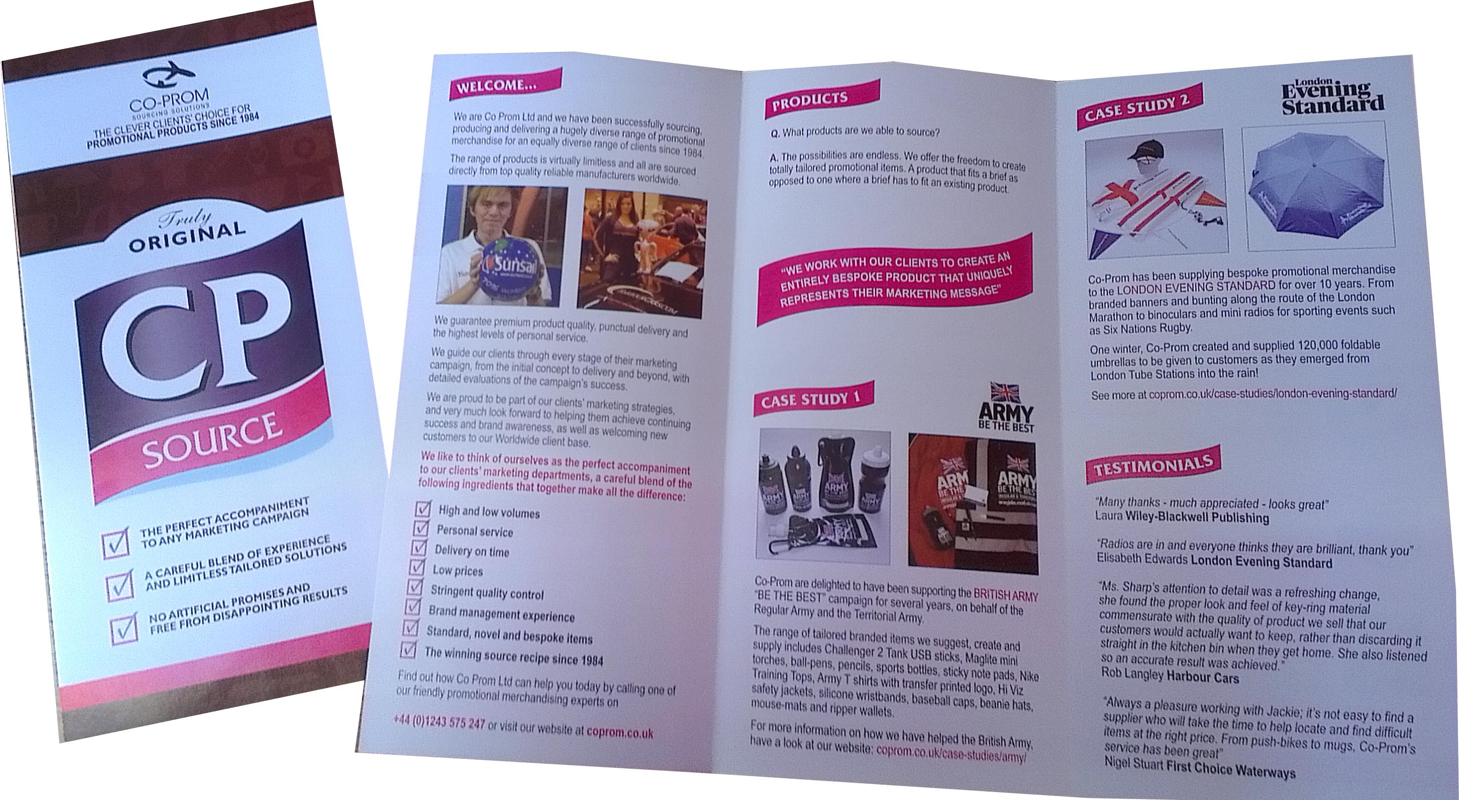 co-prom-leaflet