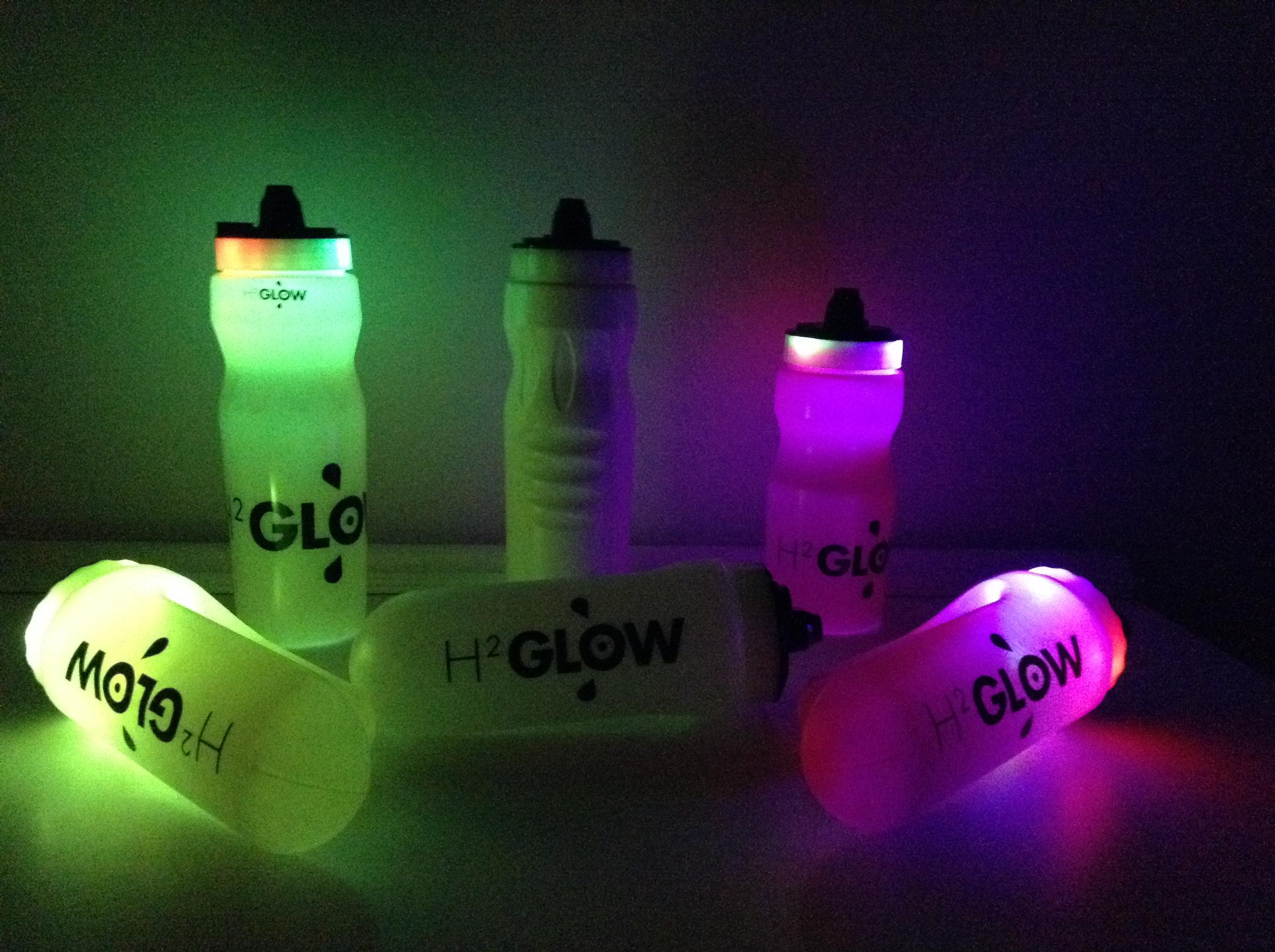 glo bottles