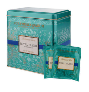 Tea for two from fortnum and masons