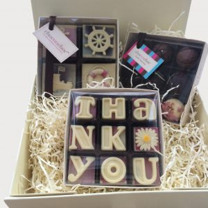 chocolate hamper 1