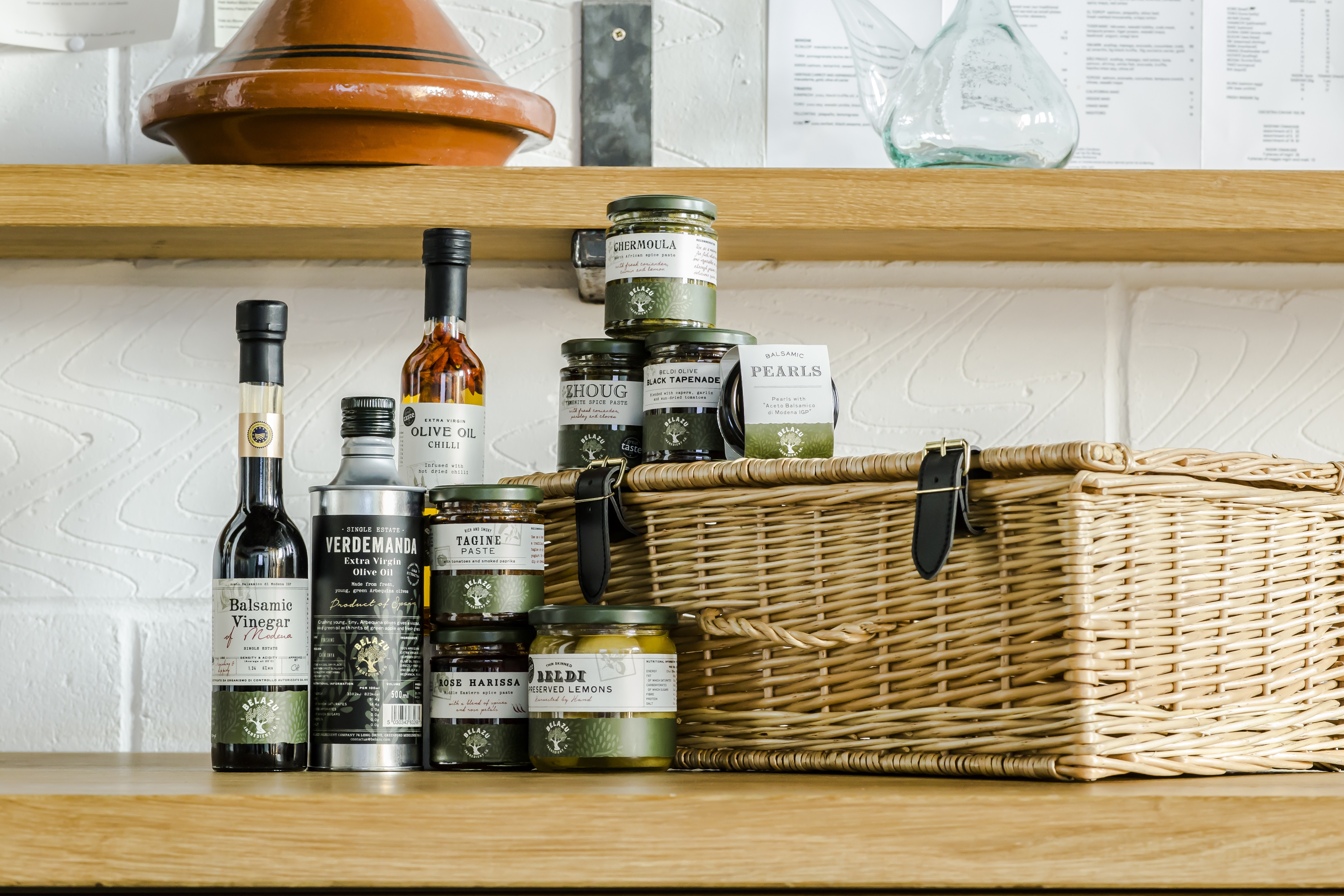 luxury hamper january incentive