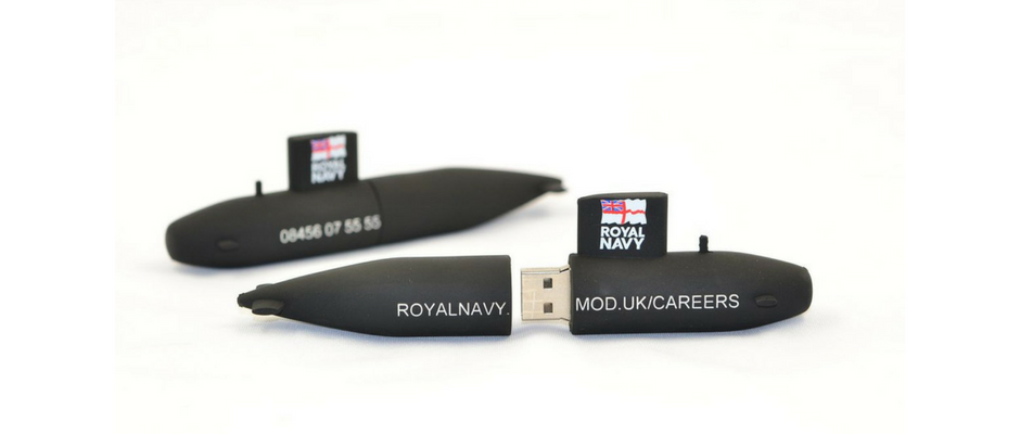 royal navy submarine usb stick