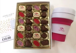 Valentines chocolates - February 2020 incentive